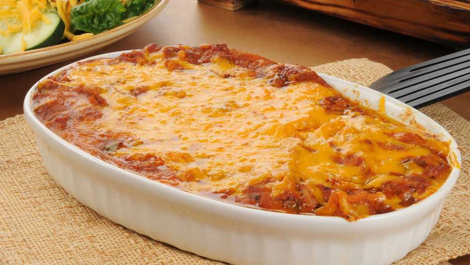 Enchilada-Chili-Bake