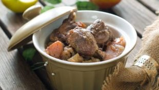 Pork and Apple Stew
