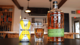 Whiskey's Best Friend Is Beer, Try These 5 Bulleit Boilermaker Pairings