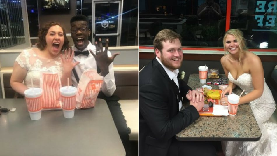 Whataburger Wedding