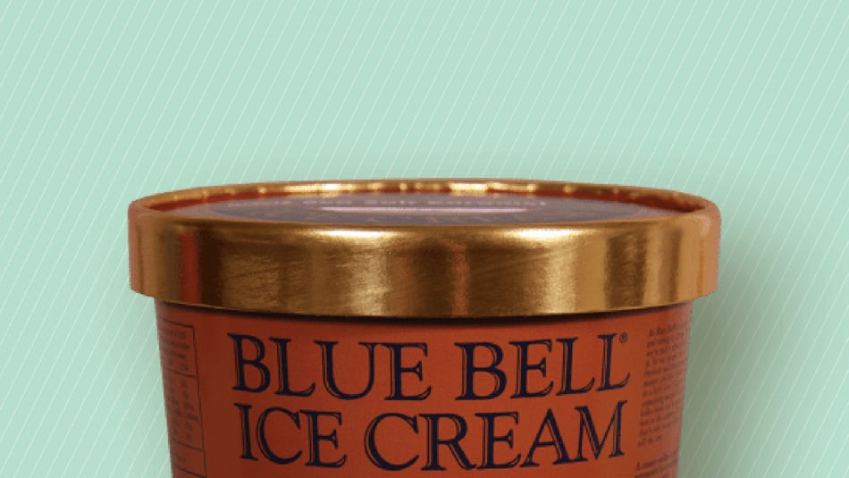 blue bell Sea Salt Caramel Ice Cream
