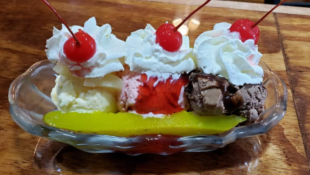 Pickle Split Ice Cream Sundaes Are The Newest Summer Treat You Have To Taste to Believe