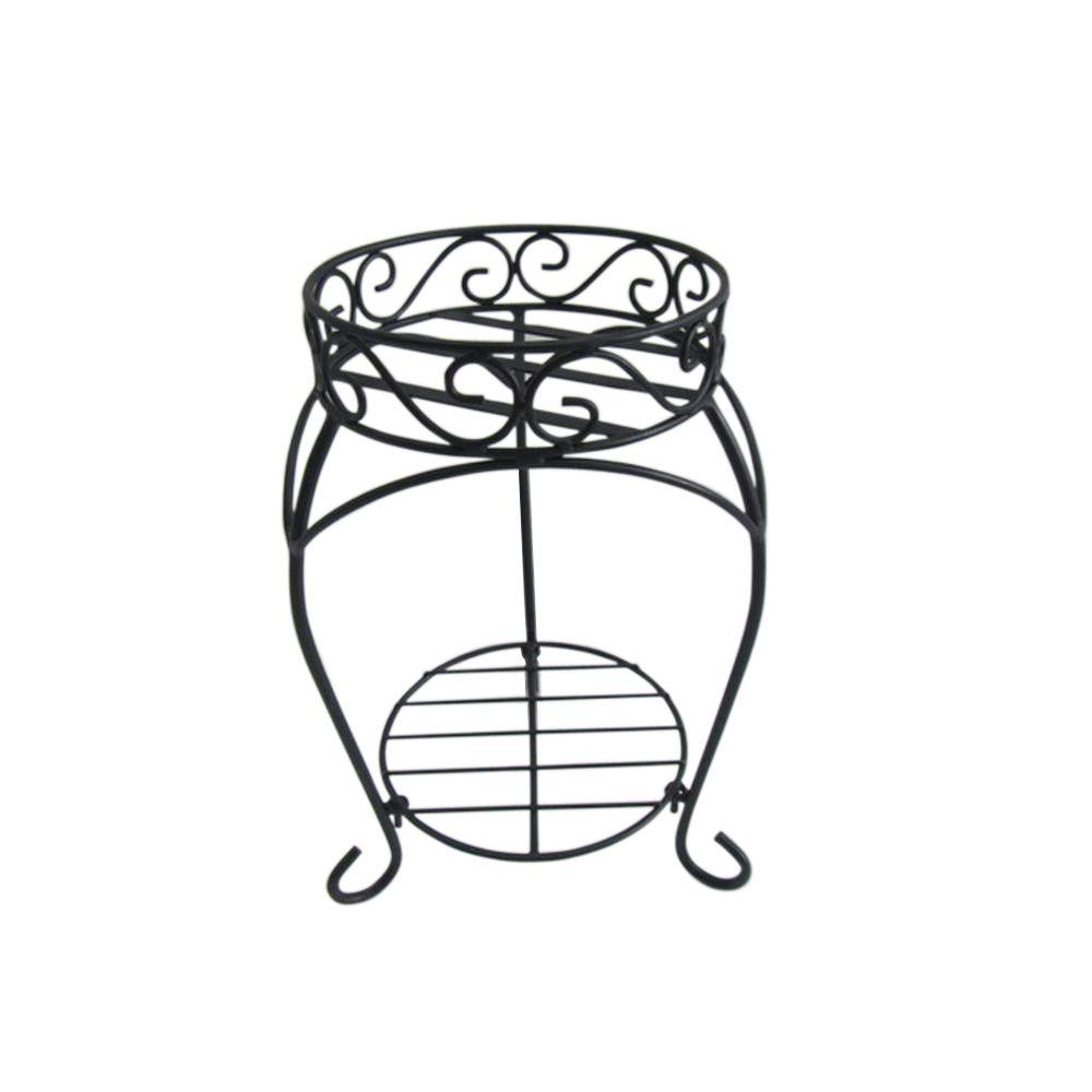 15 in. Iron Plant Stand