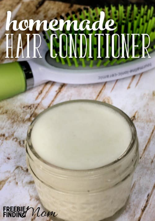 Homemade Conditioner For Natural Hair