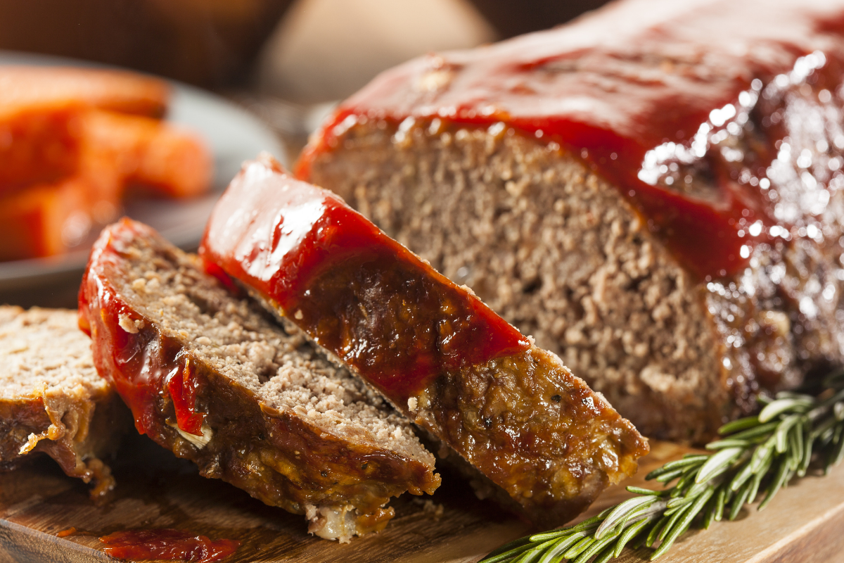 This Southern Meatloaf Recipe Is Sure To Be A Dinner Favorite