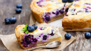 11 Blueberry Desserts That Are Perfect For Spring