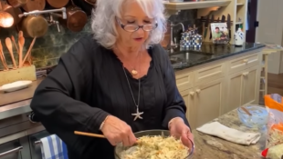 Paula Deen's Southern Coleslaw Recipe is Authentic and Tangy