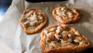 Air Fryer Chocolate Chip Cookies Mean Instant Gratification